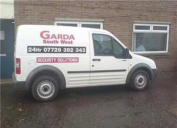 Garda South West Van