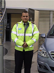Garda Southwest Security Guards - Mobile Manned Guarding Bristol - Mobile Manned Security Patrols - Key Holding
